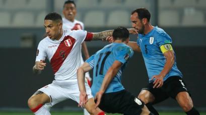 Eliminatorias Sudamericanas: Perú y Uruguay igualaron 1-1 en el Estadio Nacional (VIDEO)