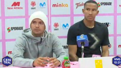 """Manco y Balbín, el compromiso por tratar de """"revertir la situación que vive"""" Sport Boys"""