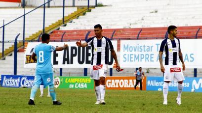 Liga1 Movistar: Alianza Lima empató 2-2 con Deportivo Llacuabamba por la fecha 4 de la Fase 2