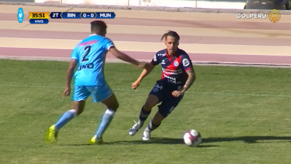 Torneo Apertura: Binacional y Deportivo Municipal igualaron sin goles