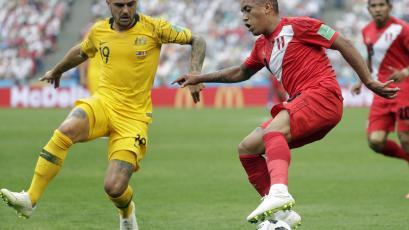 FC Krasnodar anuncia la contratación de Christian Cueva