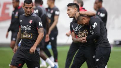 Selección Peruana sumó su tercer entrenamiento pensando en Dinamarca