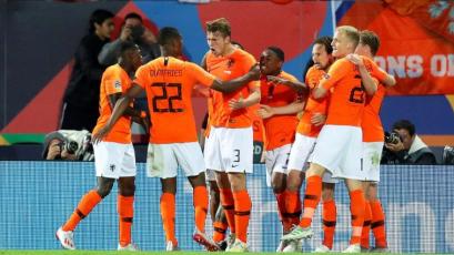 Holanda superó en el alargue a Inglaterra y jugará la final de la Nations League