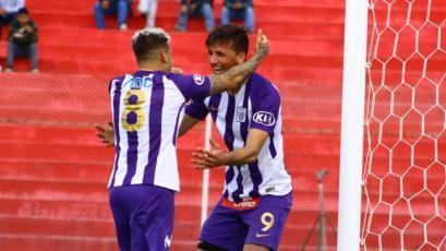 Alianza Lima venció a domicilio a UTC