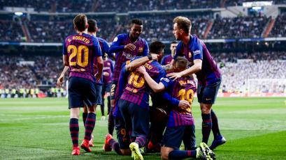 Barcelona eliminó al Real Madrid y jugará la final de la Copa del Rey
