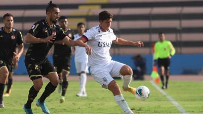Liga1 Movistar: Universidad San Martín empató 1-1 con UTC por la fecha 7