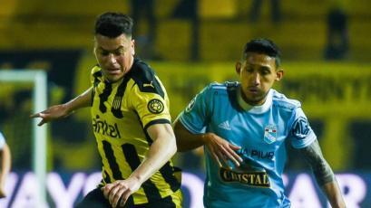 Copa Sudamericana: Sporting Cristal cayó 1-0 ante Peñarol y quedó eliminado (VIDEO)