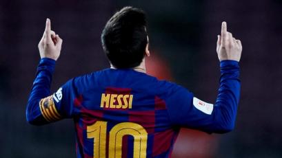 Barcelona: Lionel Messi a un gol de los 700