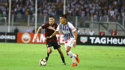 Copa Libertadores: José Manzaneda entre los jugadores con más dribblings