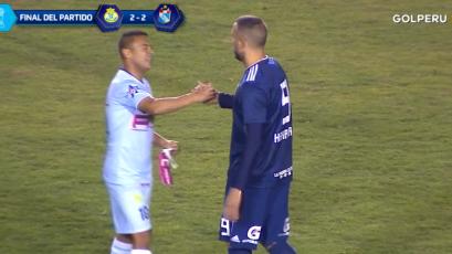 Real Garcilaso y Sporting Cristal no se sacaron diferencias en el Cusco