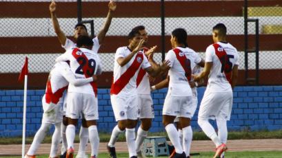 Liga1 Betsson: Deportivo Municipal logró su primer triunfo tras vencer a Deportivo Binacional (VIDEO)