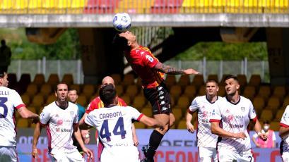 Serie A: Gianluca Lapadula con grandes opciones en el Cagliari