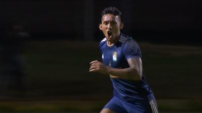 Cristal comienza la defensa del título con una victoria en Huancayo
