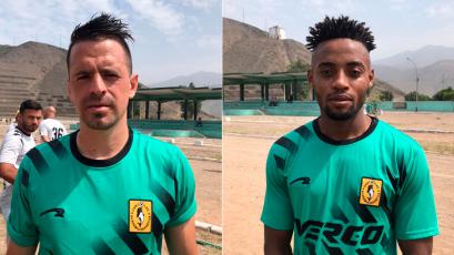 Cantolao sumó al colombiano José Ramírez y pone a punto al nigeriano Adibe Somadina (VIDEO)