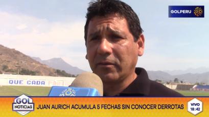 DT de Juan Aurich: