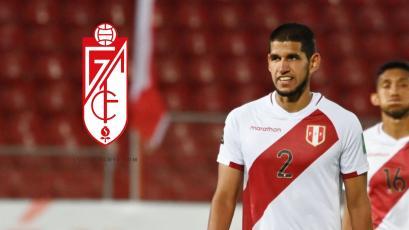 Luis Abram cerca de fichar por el Granada CF de LaLiga