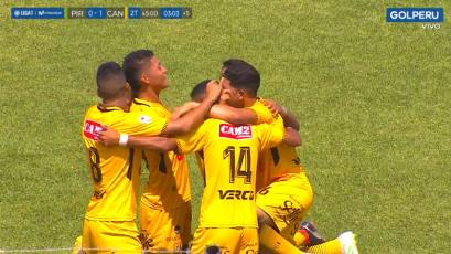 Cantolao se llevó la victoria sobre el final ante Pirata FC