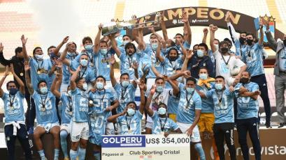 Sporting Cristal: el bicampeonato, la tarea pendiente de los celestes