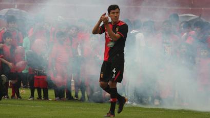 Ángel Romero espera ser titular indiscutible en FBC Melgar:
