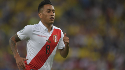 """Juan Pablo Vergara: """"Venimos fortaleciendo el aspecto físico"""""""