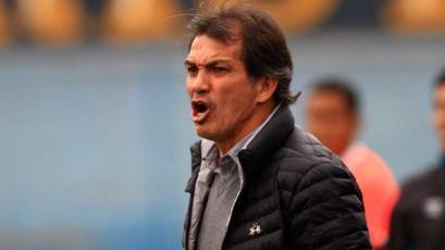"""Franco Navarro: """"Nos enfrentamos a un gran rival como Sporting Cristal"""" (VIDEO)"""