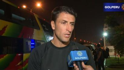 "Román Cuello, DT de M. Wanderers: ""Sport Huancayo ya demostró ser un buen equipo"""