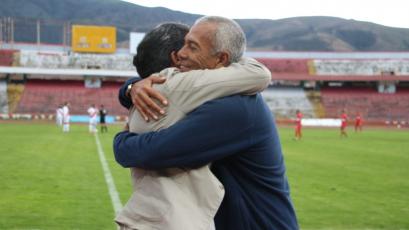Wilmar Valencia sobre el Huancayo 1-1 Municipal: