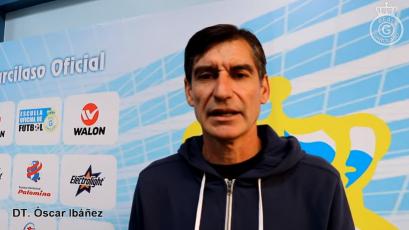 """Óscar Ibáñez: """"Me voy con la alegría de haber conocido una gran institución"""""""