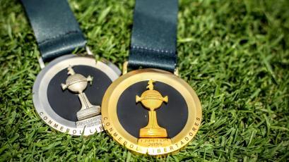 River Plate vs Flamengo: conoce las medallas para los finalistas de la Copa Libertadores