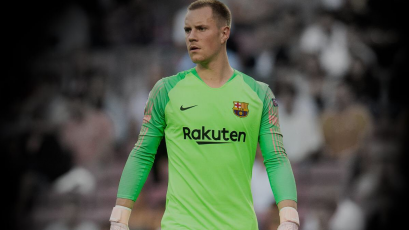 Barcelona: Ter Stegen es baja ante el Eibar por una lesión en la rodilla