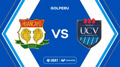 Liga1 Movistar: Sport Huancayo y César Vallejo cierran la segunda jornada del Torneo Clausura