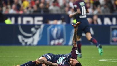 Dani Alves no jugará el Mundial Rusia 2018