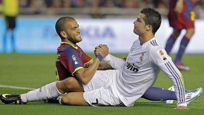 "Dani Alves: ""Cristiano Ronaldo ha sido el jugador más difícil de marcar"""