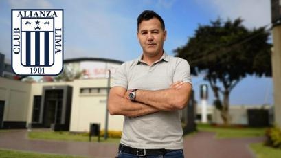 Liga1 Movistar: Alianza Lima oficializó a Daniel Ahmed como su técnico por todo el 2020