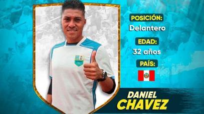 Daniel Chávez sobre Llacuabamba: