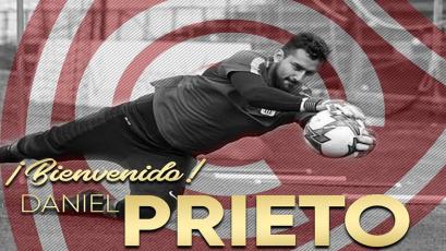 Daniel Prieto refuerza a Cienciano