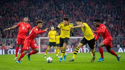 Bundesliga: todas las estadísticas previo a la vuelta del fútbol alemán en la fecha 26