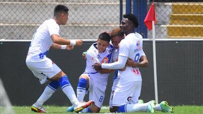 Liga1 Betsson: Alianza Atlético triunfó 3-1 ante Academia Cantolao por la fecha 15 de la Fase 2 (VIDEO)