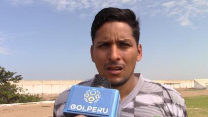 """Pierre Orosco: """"El objetivo siempre será volver a Primera"""""""