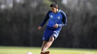 Con Luis Abram, Vélez derrotó a Aldosivi por la Superliga argentina