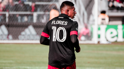 Edison Flores debutó con el DC United: anotó un gol pero se lo anularon (VIDEO)