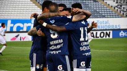 Liga1 Movistar: Sporting Cristal goleó 4-1 a Atlético Grau y es líder del grupo A