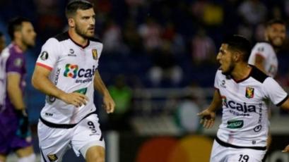 Melgar no pudo en Ecuador y cayó goleado ante Universidad Católica