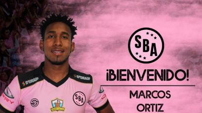 Marcos Ortiz se convierte en refuerzo de Sport Boys