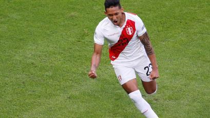 """Christofer Gonzales: """"Estamos en la capacidad de ganarle a Chile"""""""