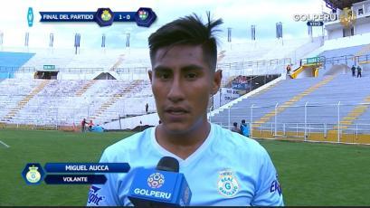 Miguel Aucca: