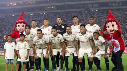 Universitario: convocados para enfrentar a Carabobo por la primera fase de la Copa Libertadores
