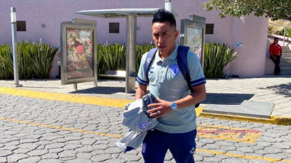 Christian Cueva podría sumar sus primeros minutos con el Pachuca en la Copa MX