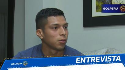 """Gerson Barreto: """"Queremos llegar a un torneo internacional"""""""