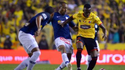 Alianza Lima cayó ante Barcelona de Ecuador